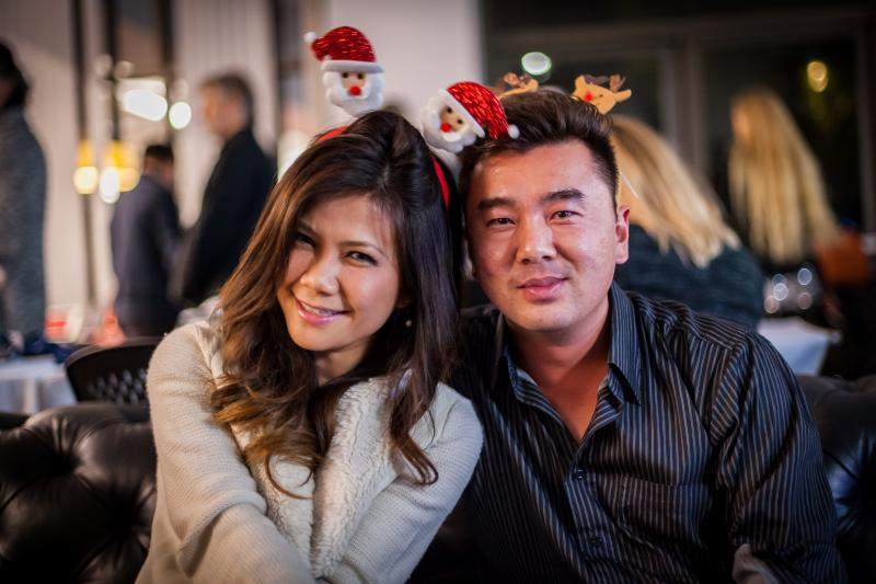 OC Tech Happy Hour Holiday Party Photos